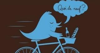 L'oiseau de Twitter