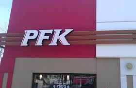 KFC is PFK in Quebec because of Law 101 regulations