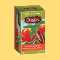 Hain Celestial Tea Bilingual