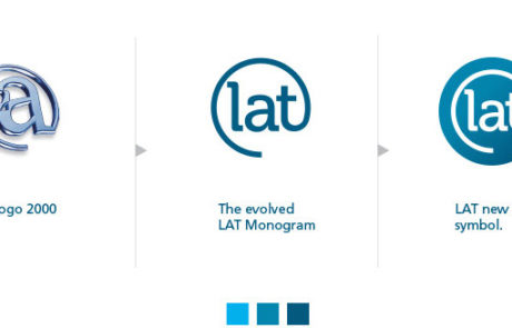 LAT_logo evolution