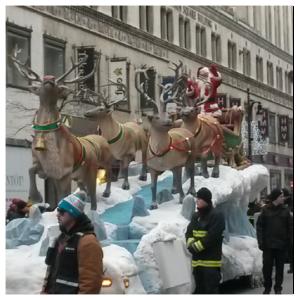 Défilé du Père Noël-5