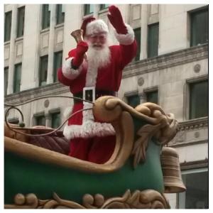 Défilé du Père Noël-6