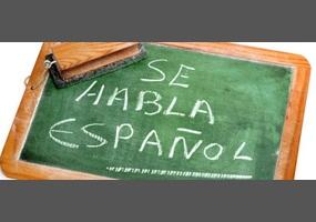 Se habla espanol sign