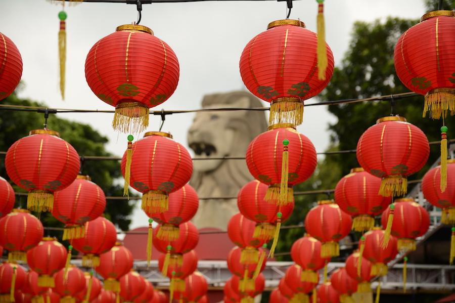 Trois strat gies pour r ussir votre campagne l occasion for Decoration nouvel an chinois
