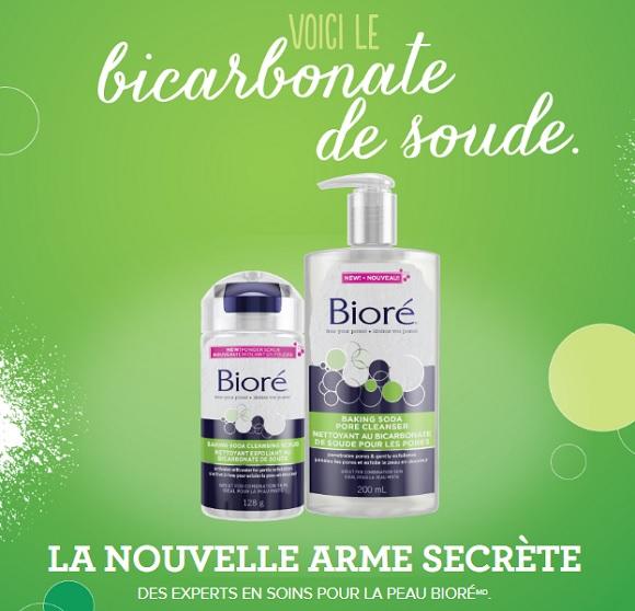 Bioré - French translation case study