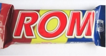 chocolats roumains Rom