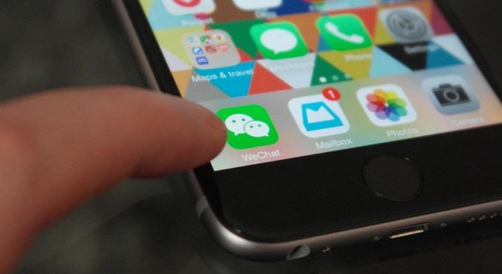WeChat Social Media app