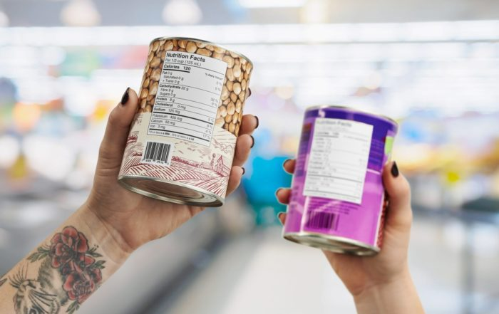 Bilingual Packaging