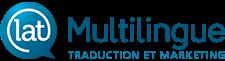 LAT Multilingue Traduction et Marketing Logo